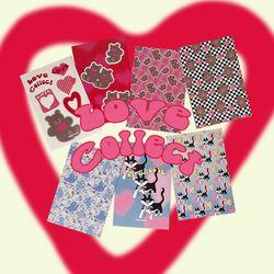postcard ver.20 love collect