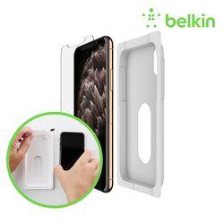 벨킨 아이폰11프로맥스 인비지 항균 강화유리필름 F8W941zz-AM