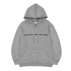 WE ARE WHO HOODIE GRAY