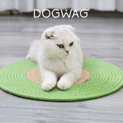 스크래쳐 매트 고양이 발톱관리 카펫 스트레스 해소