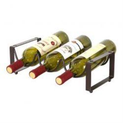 엔틱 물결 와인렉(3열 1단)/조립식 스틸 와인거치대