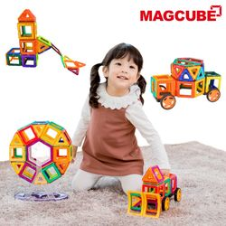 맥큐브 자석블럭 88PCS 베이직 두뇌발달 장난감 선물