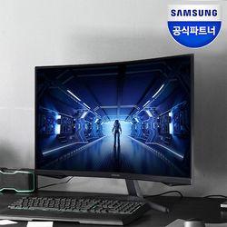 삼성 오디세이 게이밍 모니터 C32G54T 32인치 커브드 QHD