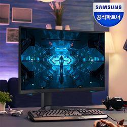 삼성 오디세이 게이밍 모니터 C32G75T 32인치 커브드 HDR 240Hz