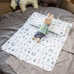 도도베베 쿨베개 시원한 쿨젤 여름 어린이 성인 방수 베개