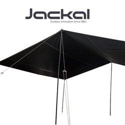 [JACKAL]쟈칼 2021 업그레이드 블랙타프(풀세트)