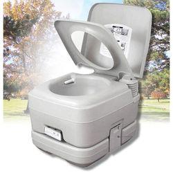 [RN] 캠핑용 휴대용 화장실 10L  캠핑 좌식 수세식 이동식변기