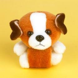 라운드펫 동물 인형 강아지