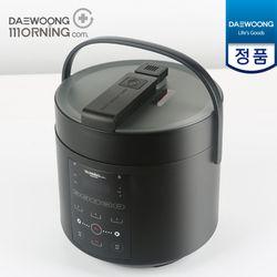 대웅모닝컴 압력 전기밥솥 멀티쿠커 DW-1003C(Black)