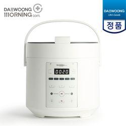 대웅모닝컴 압력 전기밥솥 멀티쿠커 DW-1003C(White)
