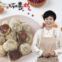 [특가] 박미선떡 쑥굴레떡 2팩 간편 간식 선물추천