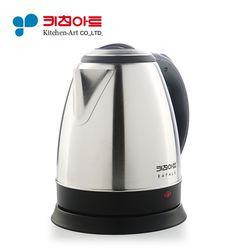 커피포트전기포트무선주전자무선포트 키친아트 1.8L