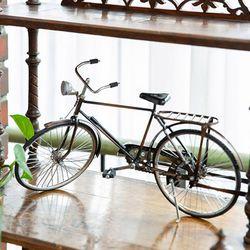 클래식 자전거 미니어처