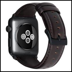 아이워치SE 가죽밴드 시계줄스트랩 i-Watch 40mm 44mm