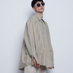 M17 balloon over shirts khaki