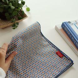 면 패턴 손수건6