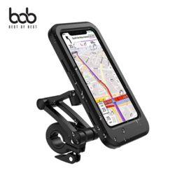 LH-69 자전거 핸들거치 스마트폰 방수 케이스