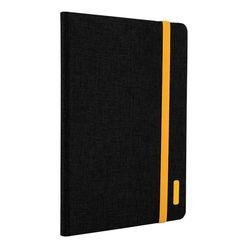 아이패드미니5 옐로우 라인 가죽 태블릿 케이스 T063
