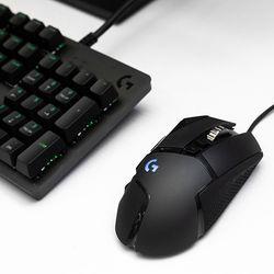 로지텍코리아 G502 HERO 게이밍 마우스