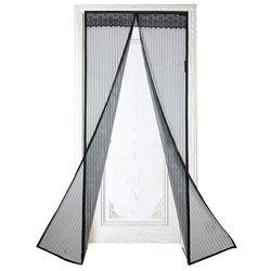 현관방충망 현관문 롤 방충망 자동 자석 창문 방충문
