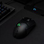 로지텍코리아 G502 LIGHTSPEED WIRELESS 무선 게이밍 마우스