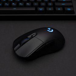 로지텍코리아 G703 HERO WIRELESS 무선 게이밍 마우스