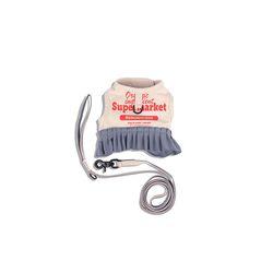 Frilly Supermarket Harness Set Ivory Soap