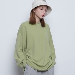 W422 bell sleeve tee lime