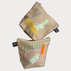 bear ver.2 pouch