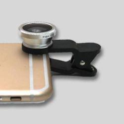 집게형 셀카렌즈 기본형 색상랜덤발송 핸드폰렌즈