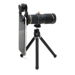스마트폰 고급 망원렌즈 15배 셀카렌즈 셀카카메라