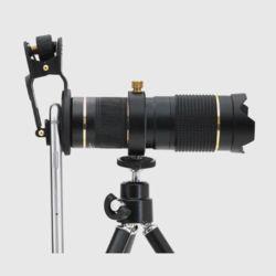 스마트폰 고급 망원렌즈 23배 셀카촬영 셀피 폰렌즈