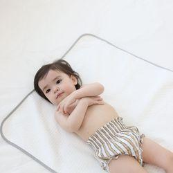 순면 아기 방수패드 방수요 S(소형) 85 x 65