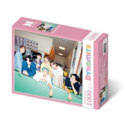 BTS 퍼즐 1000피스 다이너마이트 핑크 직소퍼즐 DYNAM