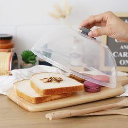 전자레인지 냉장고 음식덮개 위생보관 돔푸드커버24cm