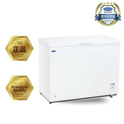 캐리어 클라윈드 냉동고 CSC-300FDWB (기본설치포함)