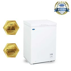캐리어 클라윈드 냉동고 CSC-100FDWB (기본설치포함)