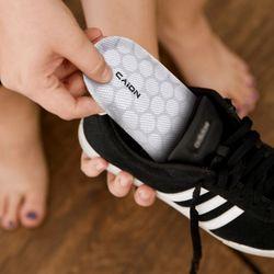 카이온 항균 탈취 깔창 신발냄새 발냄새 무좀균 분해