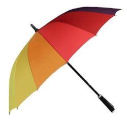 장마철 레인보우 무지개 장우산 튼튼한우산 패션우산