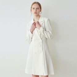 FLARE DOUBLE JACKET OPS[CREAM]