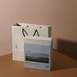 [특가] 흑마늘과모과 선물세트 12ml x 30포 (쇼핑백 포함)