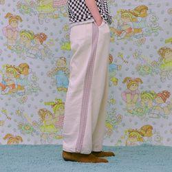 NEONMOON ND 21SS Pants IVORY