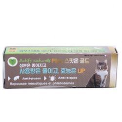 Pilou 외부기생충예방 스팟온 고양이용 1ml