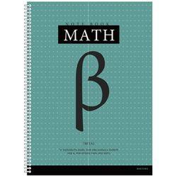 스프링 2등분 수학노트 5권(색상랜덤)