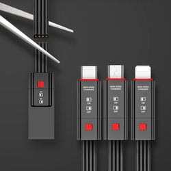 고속충전 컷팅어뎁터 USB