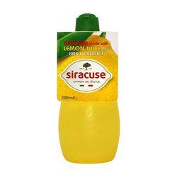 시라큐스 레몬주스 바질 200ml
