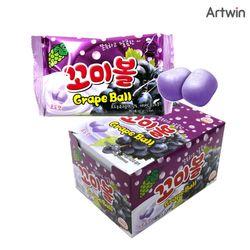 500 꼬미볼 포도맛 BOX(20)