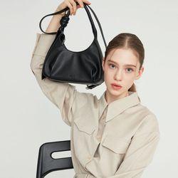 rope chain bag  Neutral black