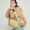 bread shoulder bag  Lemon meringe