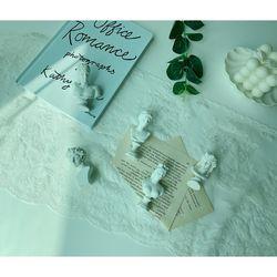 미니 석고상 예쁜 소품샵 인테리어 석고 조각상 카페 벽난로